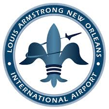 Louis Armstrong Airport Logo